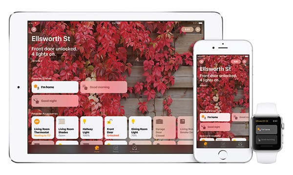 iOS 10 features new Home app for HomeKit