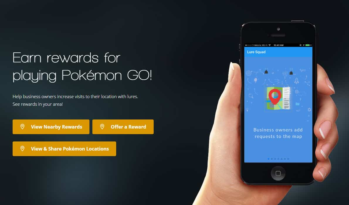 Pokemon Go Rewards