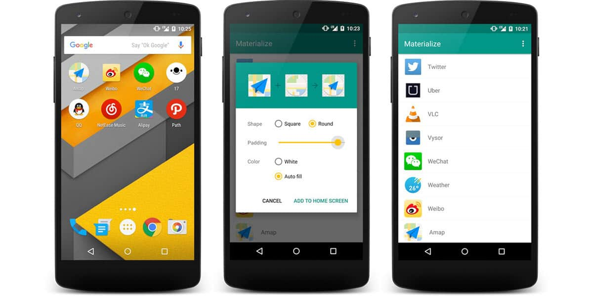 how to convert your app icons to material design on android