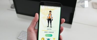 Pokémon Go Level-Up Rewards List