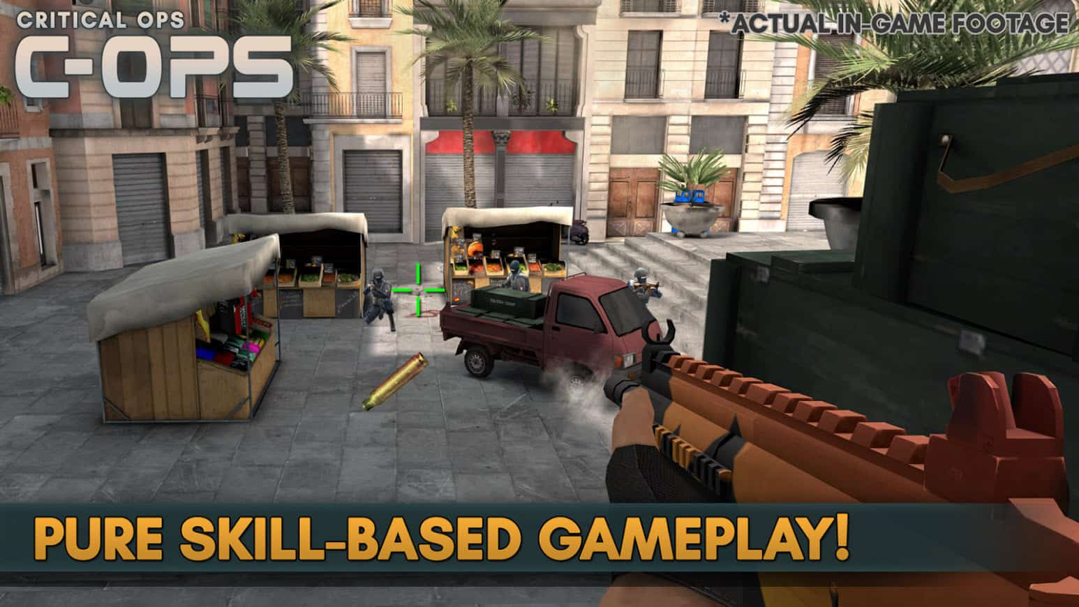 mobile games like Call of Duty