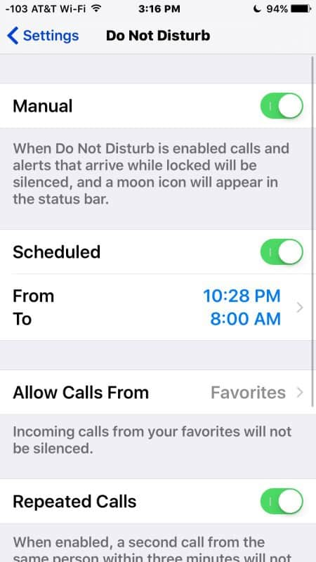how to block all incoming calls on iphone how to block quot no caller id quot calls on iphone 4602
