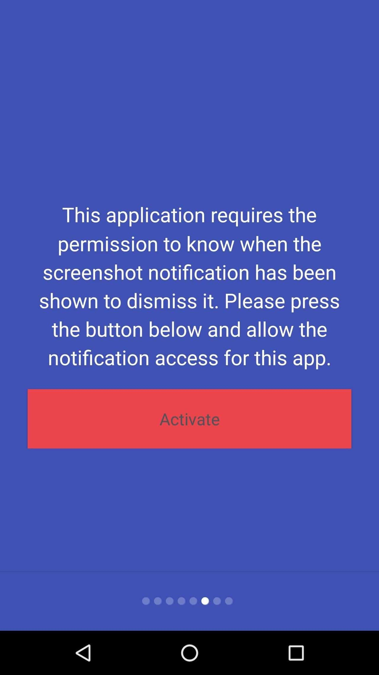 take area screenshots on your Android
