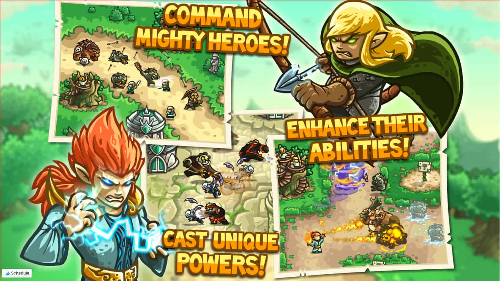 top tower defense games for Android