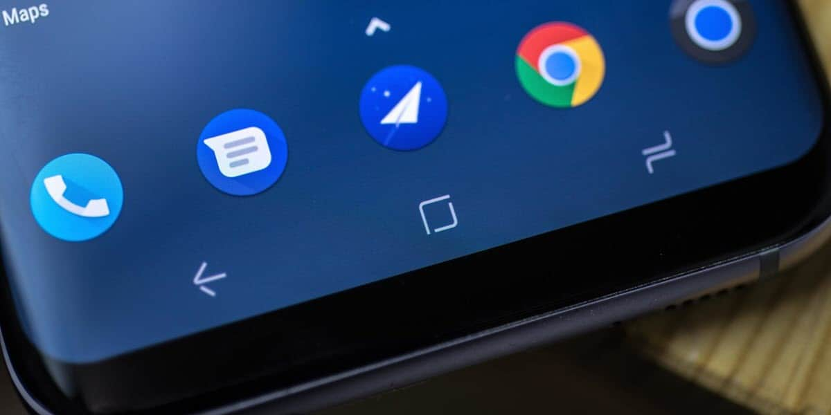 How To Customize The Navigation Bar On Samsung Galaxy S8