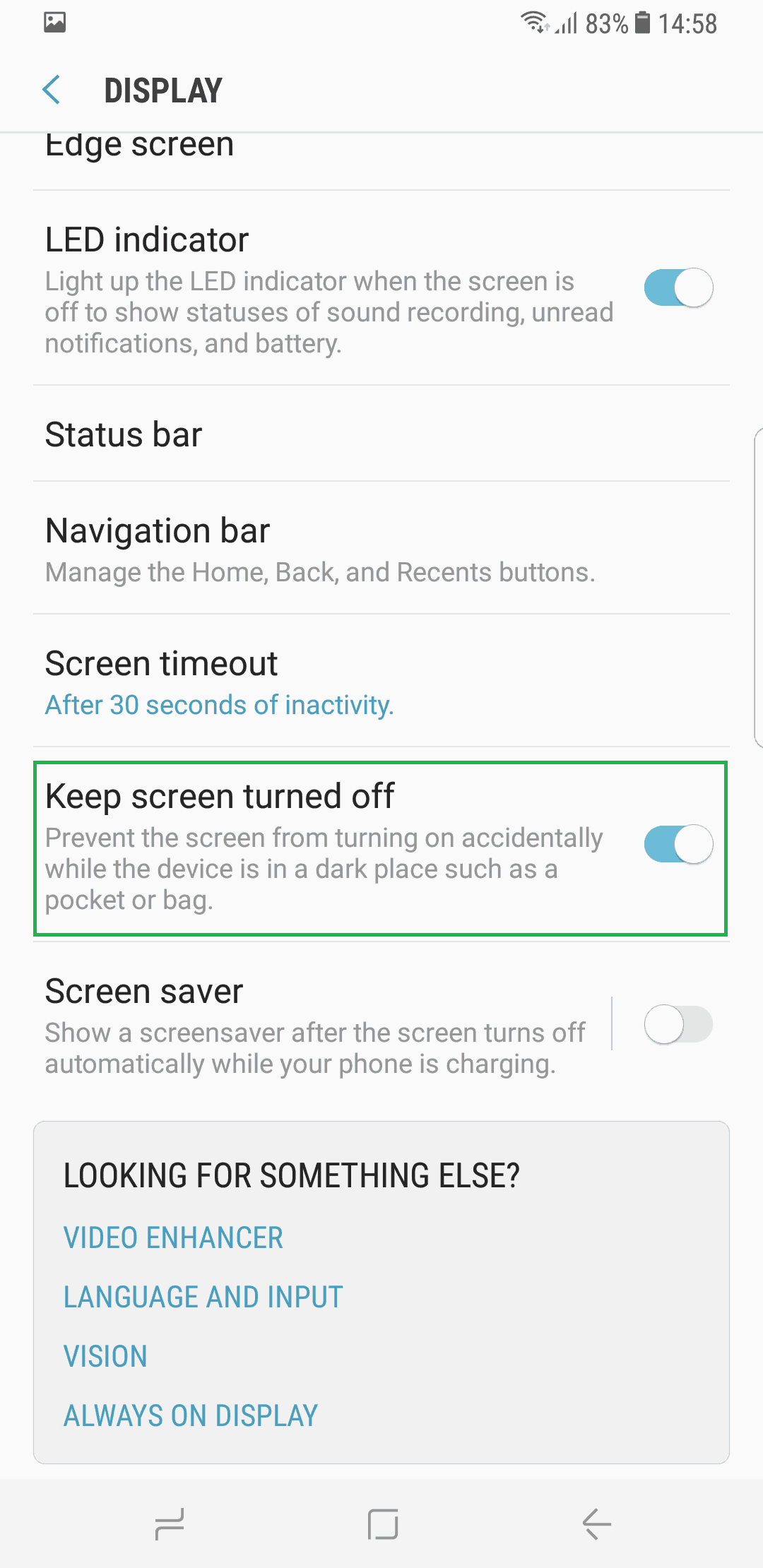 Guide] Increase battery life on Samsung Galaxy S8