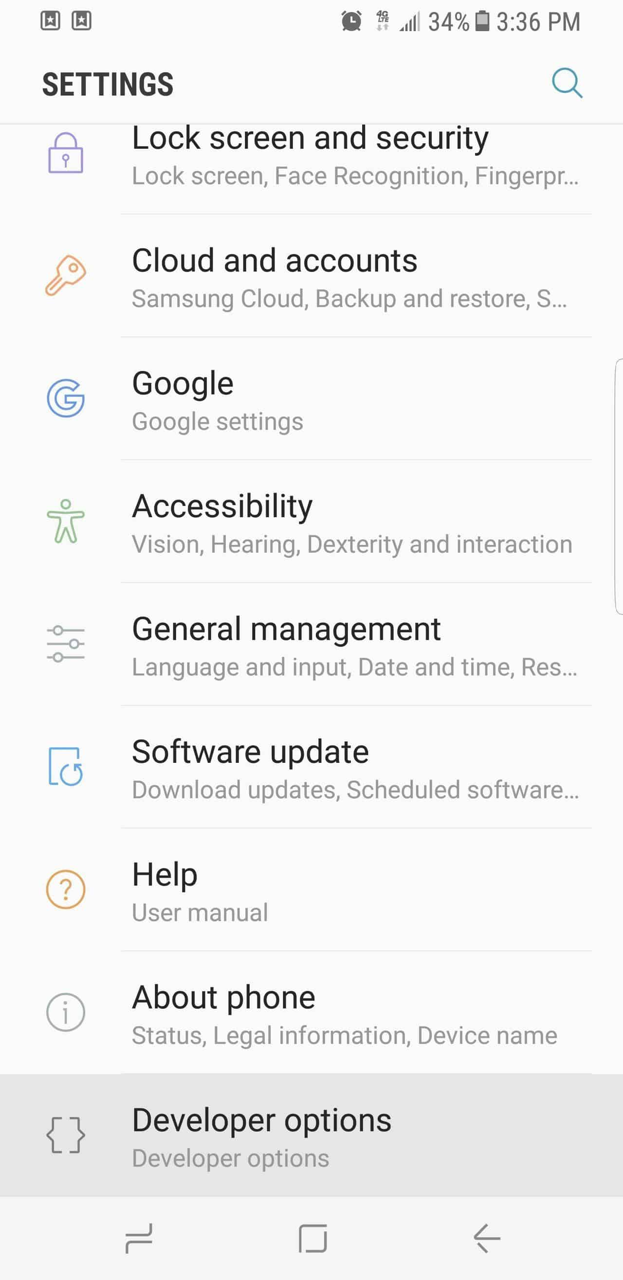 How To Change The Color Of Your Bathroom Tile: [How To] Change The DPI On Samsung Galaxy S8