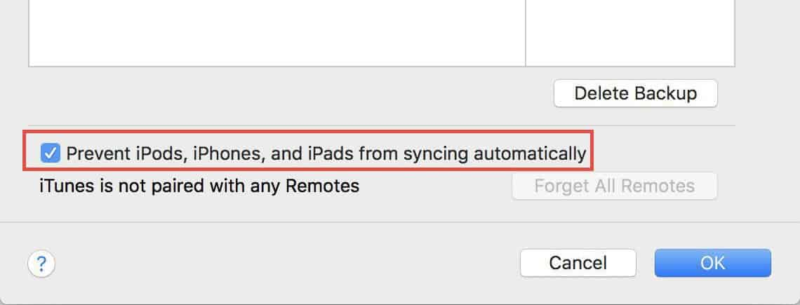 stop iTunes from opening on Mac OS