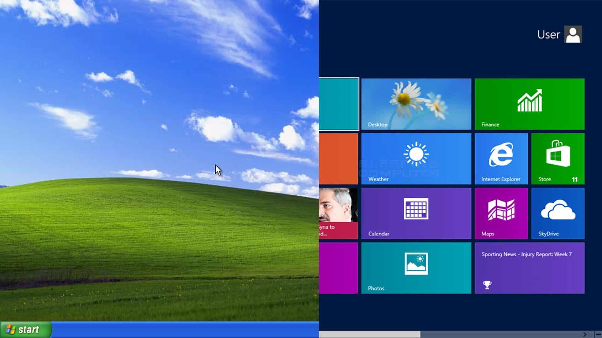 Make Your Windows 10 Look Like Win XP, 7 or 8