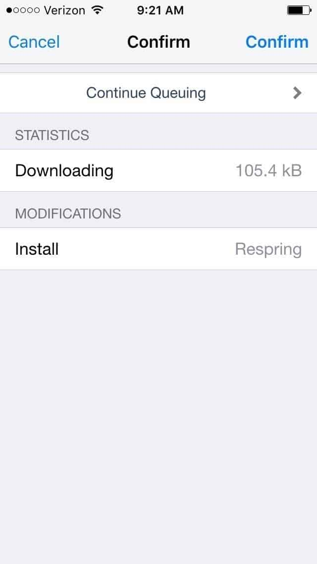 respring your iPhone without losing jailbreak