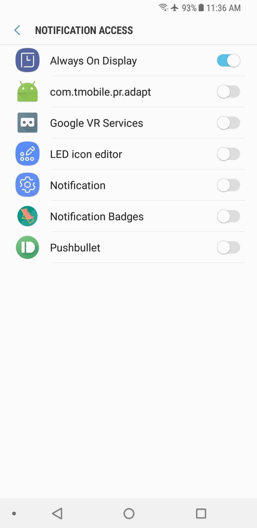 Security & privacy settings you need to disable on Samsung Galaxy S8