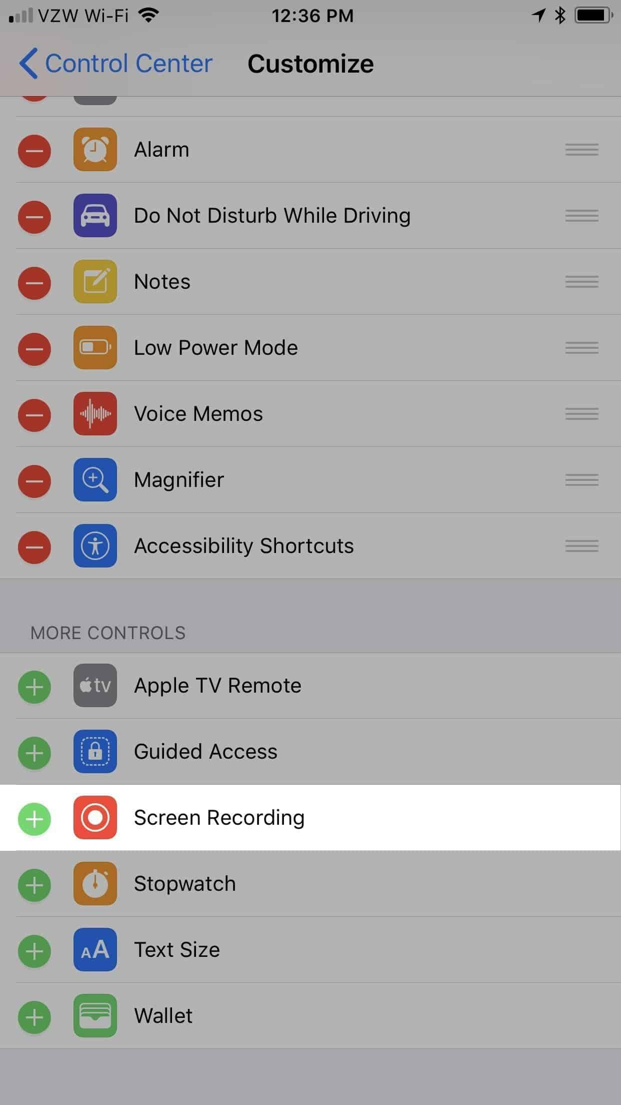 how do i record on my iphone record your iphone s screen in ios 11 without a computer 19721