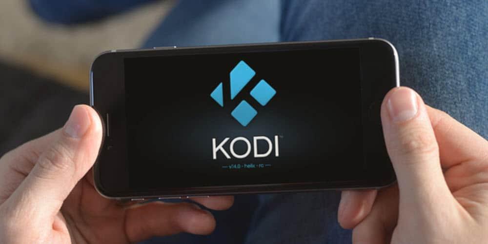 Image Install Kodi on iPhone