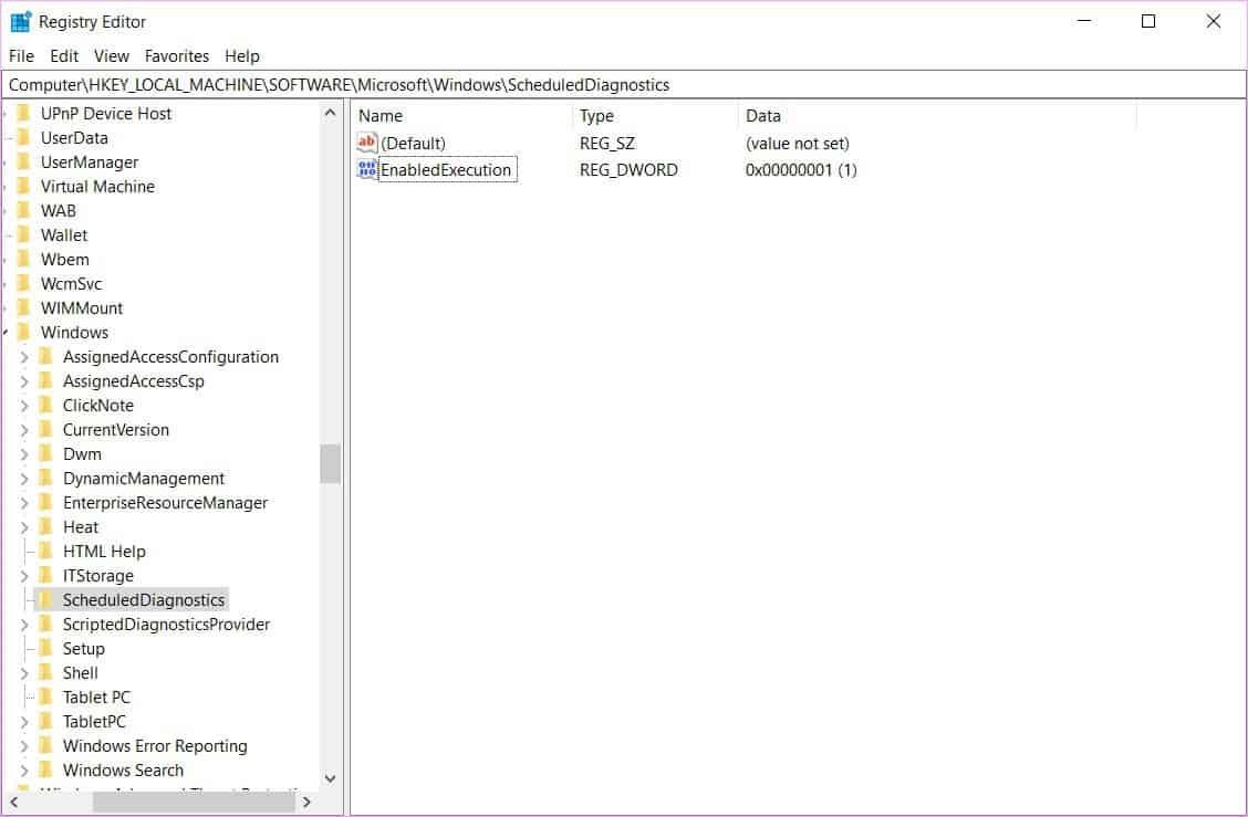 How To Disable Automatic Computer Maintenance in Windows 10