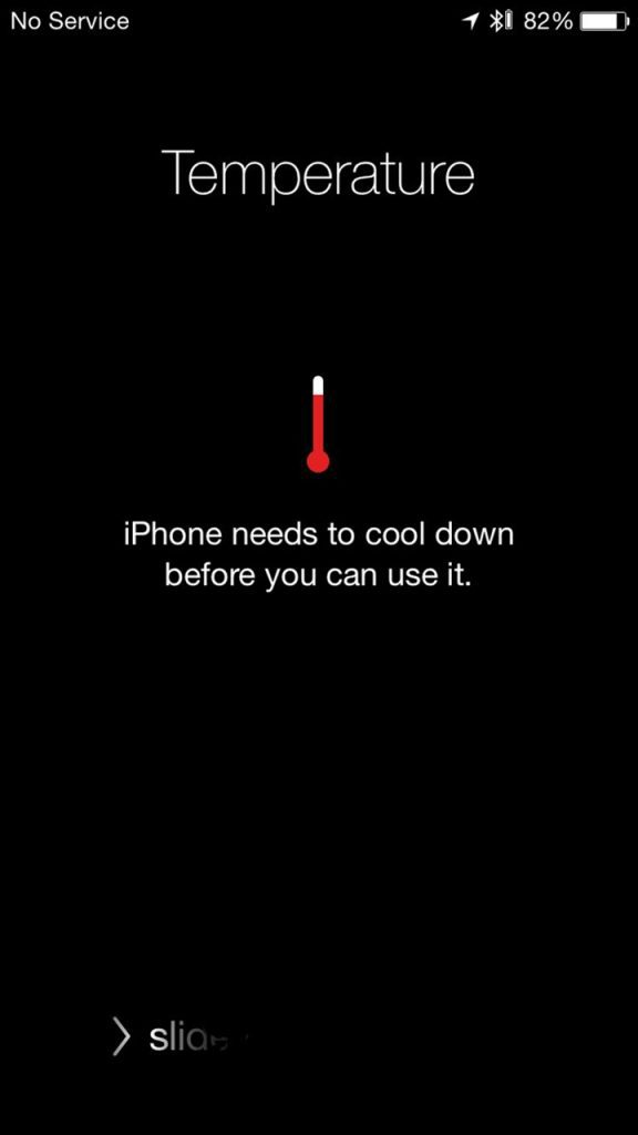 reasons why your iPhone is overheating