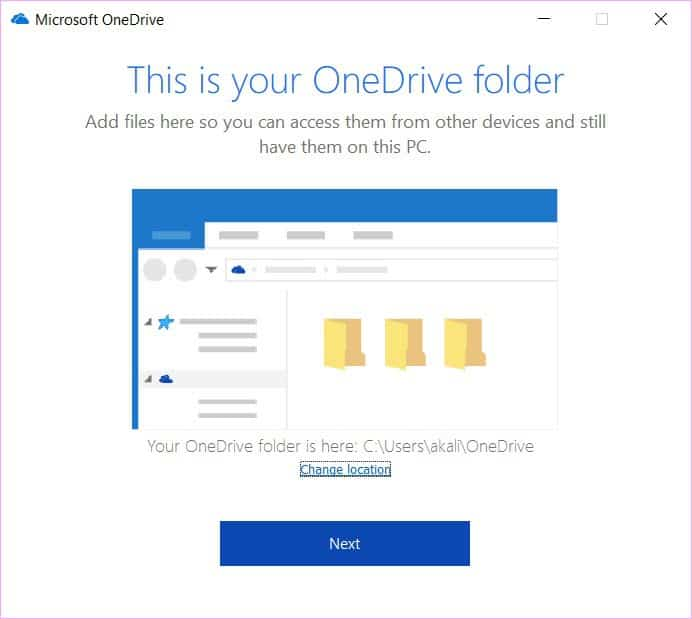 Guide] Sign out of OneDrive in Windows 10
