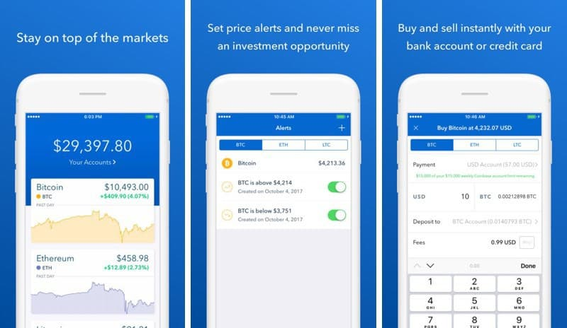 5 Of The Best Bitcoin Wallet Apps For Iphone