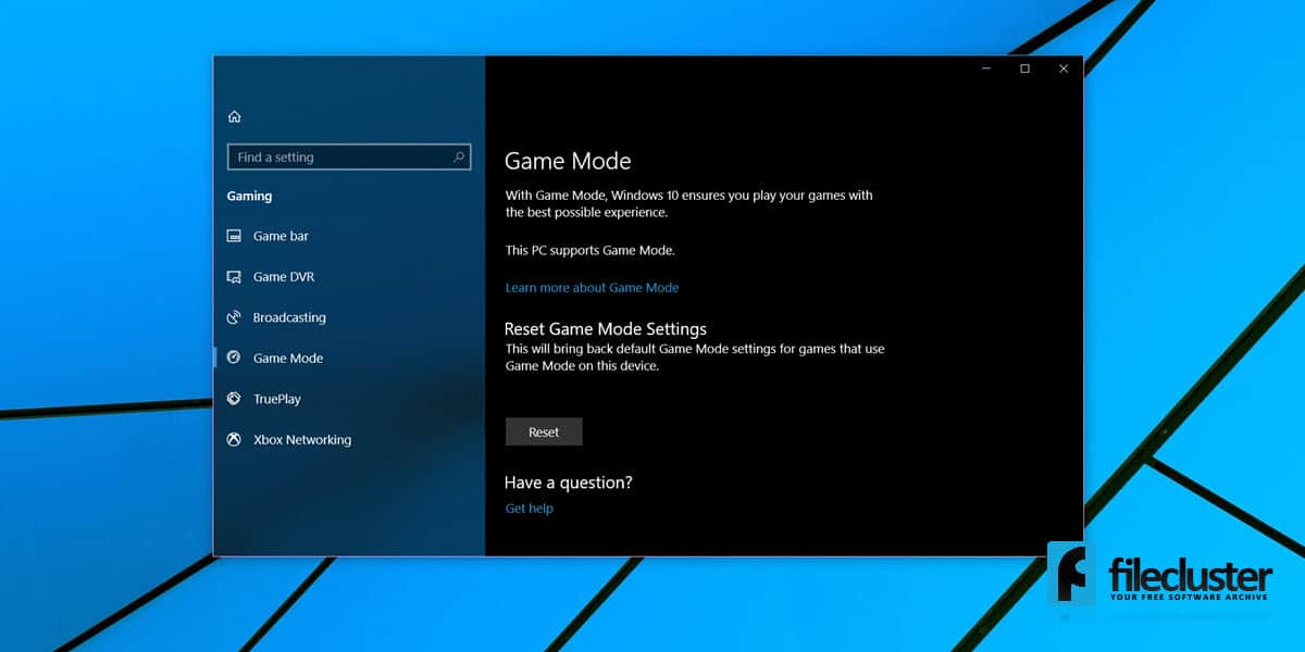 How To Disable fullscreen optimization for games on Windows 10