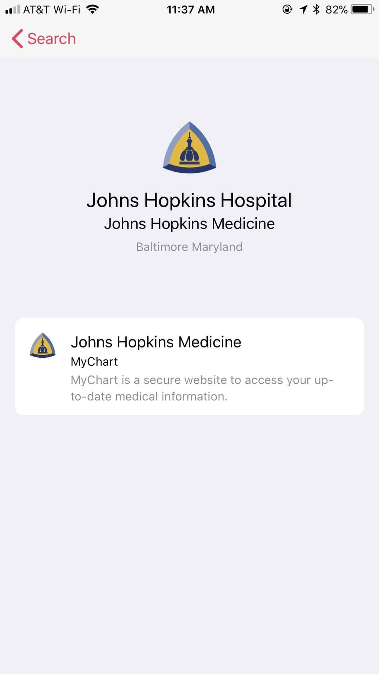 import your health records on your iPhone