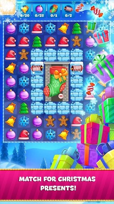 Christmas mobile games