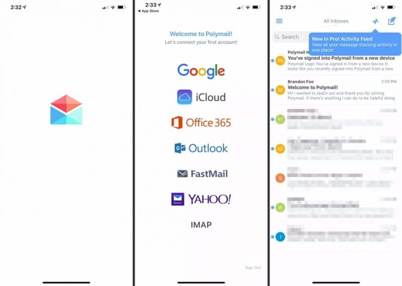 The best email apps for iPhone to use in 2019