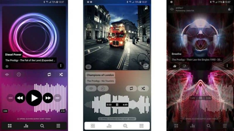 10 Best music player apps for Android